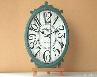 Poisy Wall Clock