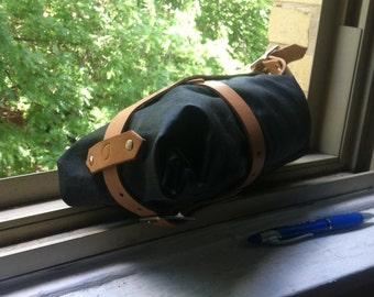 Saddle Wedge - Saddlebag - Tubular Bag