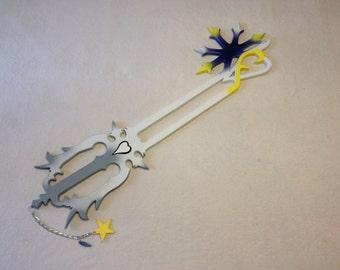Kingdom hearts keyblade- Oathkeeper