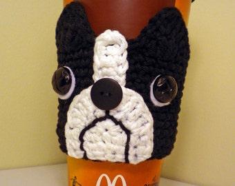 Boston Terrier Cozy Crochet Pattern