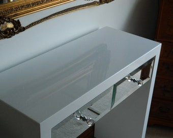 console table gloss