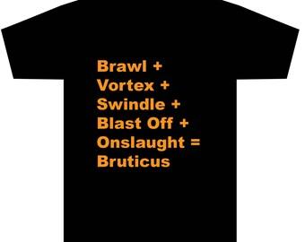 Combaticons Equation T-Shirt