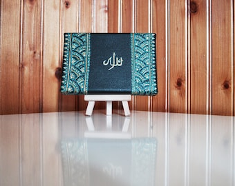Acrylic Arabic Islamic Art Canvas