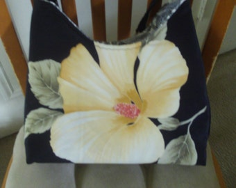 Yellow Flower Handbag