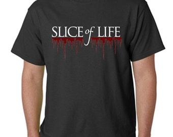 Men's T shirt Dexter Morgan Slice of Life boat name