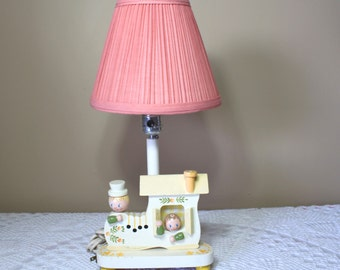 Nursery Originals or Irmi Lamp, The Old Woman Who Lived in a Shoe Theme