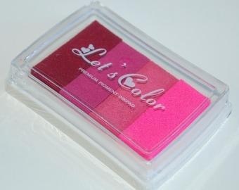 Inkpad Pinks pink
