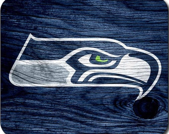 Seattle Seahawks Large Mousepad Mouse Pad Great Gift Idea LMP828