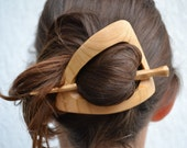 Accessory,Hair Barrette, Hair Pin, Hair Stick, Slide, Wooden Shawl Pin, Haarstab, Womens Gift, Gift for Her, Wife, Moms