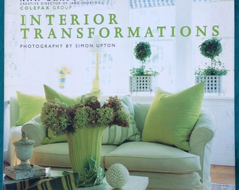 Interior Transformations, Ann Grafton, hardcover book