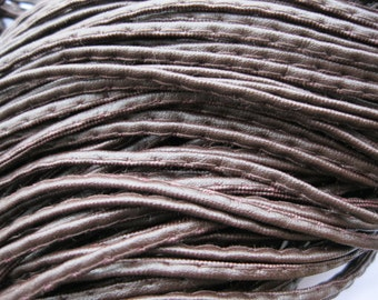 2mm 5meters brown pu leather cords pu leather ropes