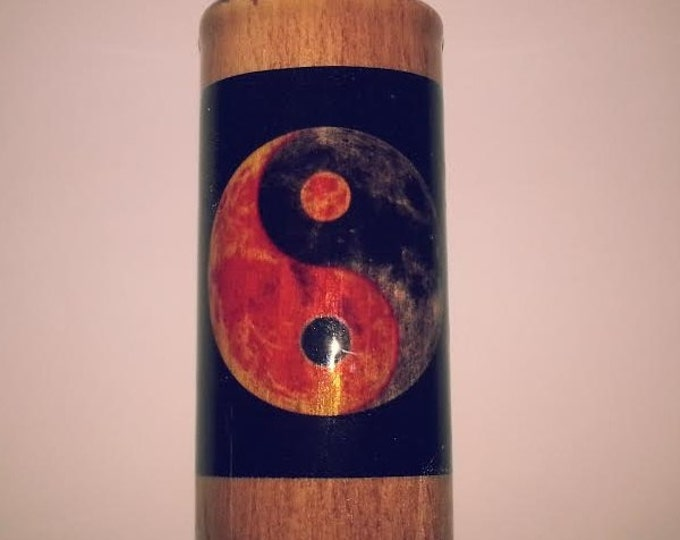 Yin Yang Lighter Case,  Lighter Holder, Lighter Sleeve