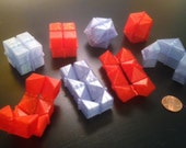 3D-Printed Fidget Cube