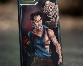 Evil Dead  Iphone SE  5/5S  TPU Case/Cover