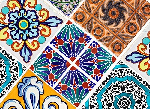 Talavera Tiles Tile Decals Tiles Kitchen SplashBack