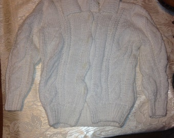 REDUCED!!! Hand made Sweater. Was 9.98