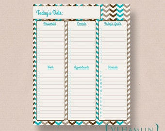 SALE Printable Calendar Home school Monthly by VLHamlinDesign