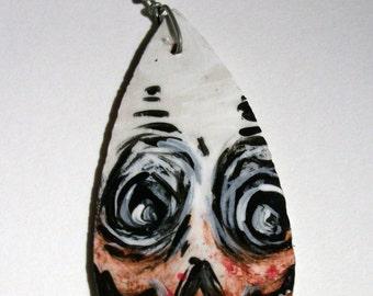 Surprise The Dead ZombieHead Earring