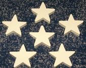 Star Push Pins for Bulletin Board