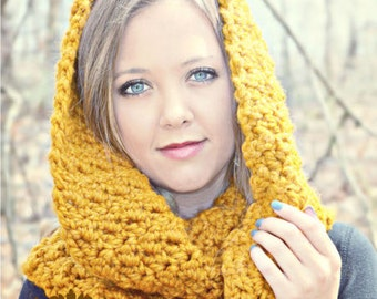Infinity Scarf Cowl - MILAN - Pick Your Color