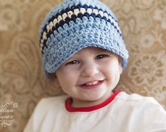 30 Colors Baby Boy Hat 6 to 9 Month Baby Hat Baby Boy Clothes Baby Boy Cap Baby Cap Boy Baby Hat Crochet Baby Hat Brimmed Visor Beanie Bill