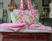 Custom Baby Shower Gift Set Diaper Bag