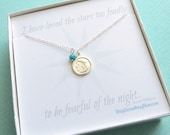Personalized Friend Sentiment Bracelet Necklace Personalized