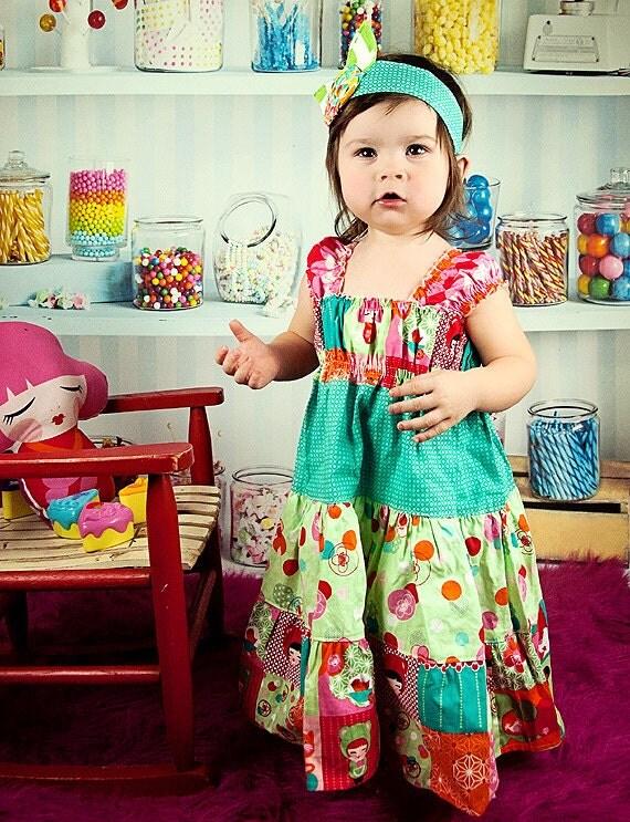 Toddler Dress - Little Girl Dress - Kawaii Dress