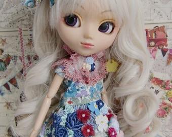 Pullip handmade dress set 4 items