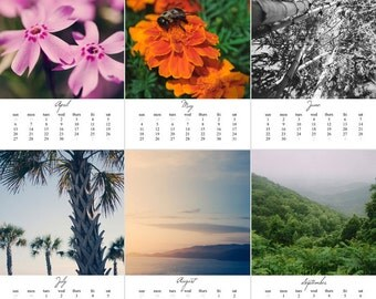 2017 Photo Calendar No. 4