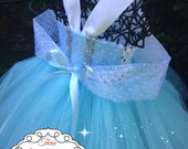 Cinderella Tutu Dress - Cinderella Costume - Cinderella Dress