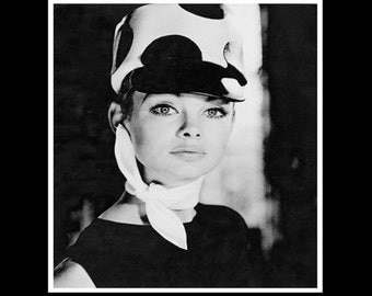 1960s EURO MOD- Millinery Pattern Book-Twelve Hat Patterns-Cloche-Turban-Helmet-Bicorne-Jockey Cap-Profile Brim-Derby-PDF-Instant Download