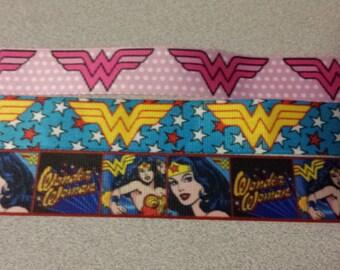 Wonder woman 3 pack  No-slip Workout headbands