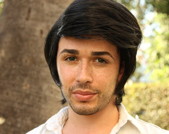 Prince Eric The Little Mermaid Adult Men's Costume Wig -  A True Enchantment Original