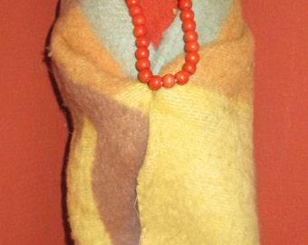 1960s Skookum Indian Boy Doll Bully Good