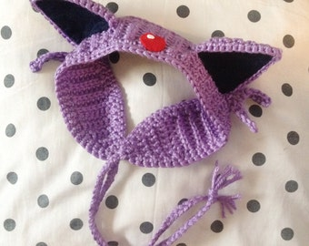 Espeon Headband Ear Warmer