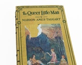 1921 QUEER LITTLE MAN Vintag Lined Notebook Journal