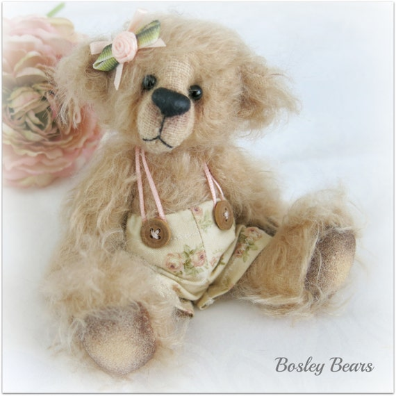 Bear Making Kit - Gracie by Bosley Bears