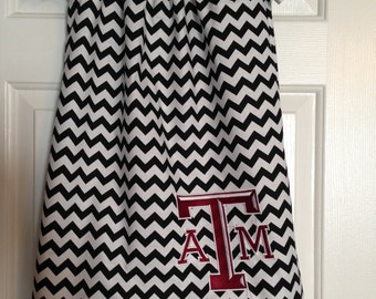Peasant Dress for Texas A & M