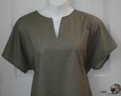 S-3X - Post Surgery Clothing - Shoulder. Breast Cancer, Heart / Adaptive Clothing /  Hospice / Rehab /  Breastfeeding - Style Gracie