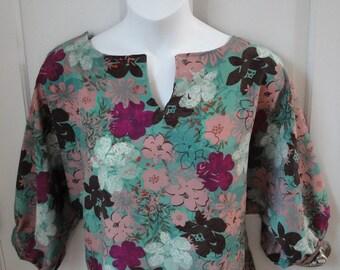 2X Post Surgery Shirt - Shoulder - Mastectomy - Breast Cancer / Adaptive Clothing - Hospice, Seniors, Stroke / Breastfeeding  - Style Haley