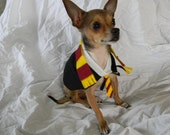 handmade Harry potter pet costume