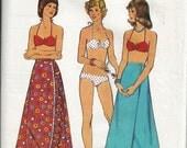 Bikini Pattern - Style 4674 - Year 1976