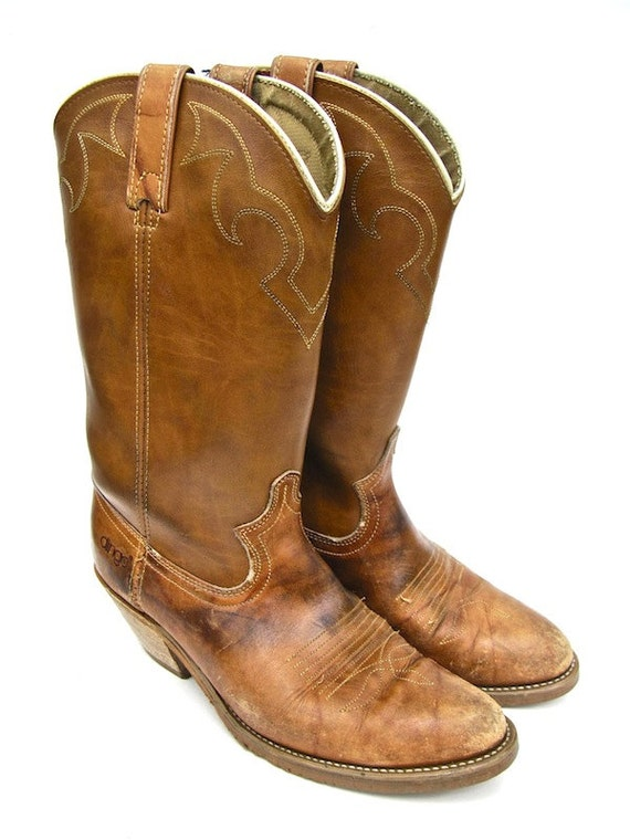brown dingo boots size 8d clearance