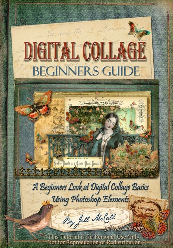 Photoshop Beginners Guide To Digital Collage