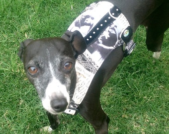 Dog Harness | Pet | Harness | Pet Products | Small Dog | Choke Free | April in Paris