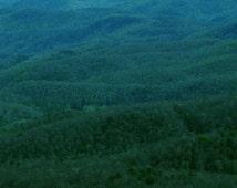 Blue Ridge Mountains Photo - Fine Art Photography, Blue Ridge Parkway, North Carolina, Smoky Mountains, Appalachian Mountains, Print, Art