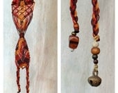 SPECIAL listing for GWEN - 3 Macrame necklaces
