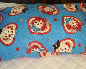 Cotton Pillowcase, Travel size