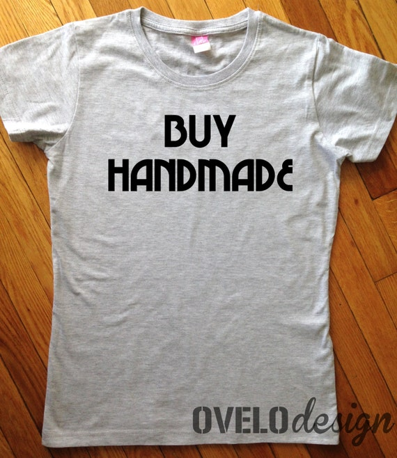 Buy Handmade Women's cut T-shirt